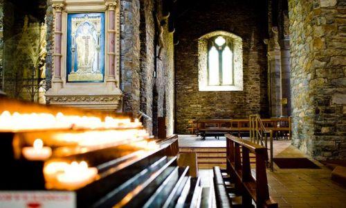 Zdjęcie IRLANDIA / County Kerry / Killarney / cathedral2