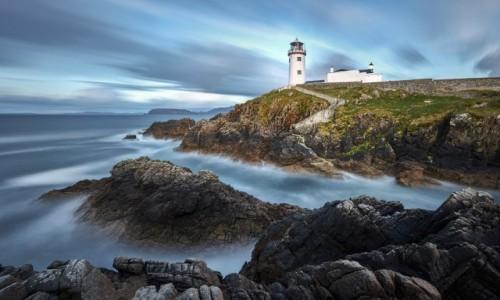 Zdjecie IRLANDIA / County Donegal, północna Irelandia / Fanad Head / Fanad Head