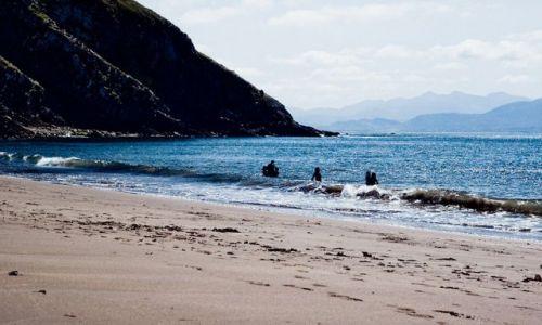 Zdjęcie IRLANDIA / okolice Inch / Irlandia / zatoka4