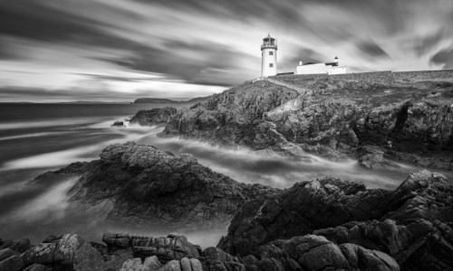 Zdjecie IRLANDIA /  County Donegal, / Fanad Head / Fanad Head