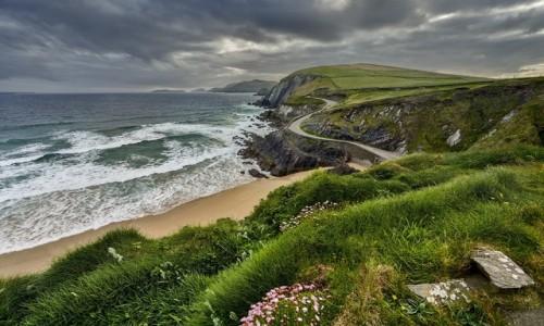 Zdjęcie IRLANDIA / Dingle / Slea Head / Slea Head