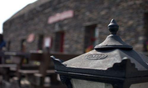 Zdjecie IRLANDIA / County Kerry / gdzieś w okolicach Inch / lampa