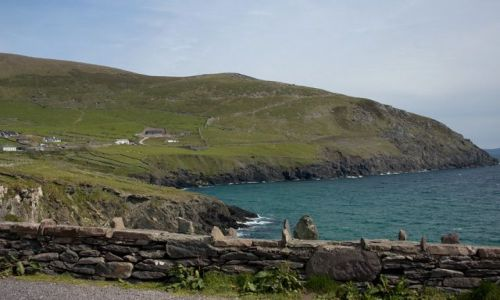 Zdjecie IRLANDIA / County Kerry / gdzieś w okolicach Inch / widoczek2