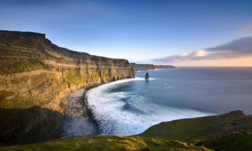 Zdjecie IRLANDIA / Doolin / Klify Moheru / Klify Moheru