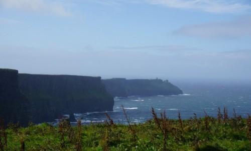 Zdjecie IRLANDIA / Zachodnia Irlandia / Clifs of Moher / Klify