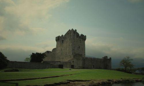 Zdjęcie IRLANDIA / południe / irlandia / castle