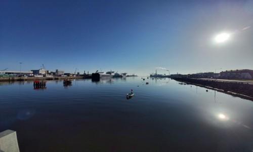Zdjecie IRLANDIA / Dublin / Dublin port  / Dublin