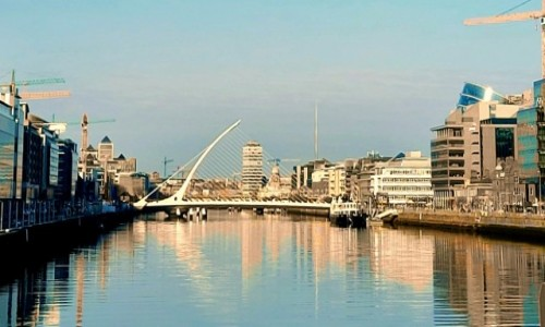 Zdjecie IRLANDIA / - / Dublin  / Dublin