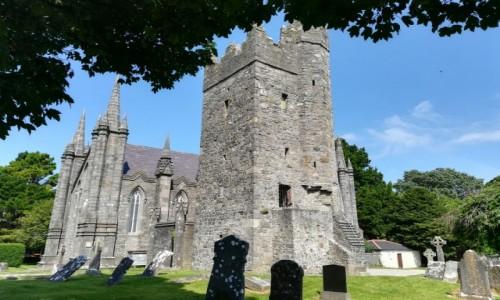 Zdjecie IRLANDIA / Dublin / Tallaght / Kościół St.Maelruans - Dublin