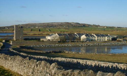 Zdjęcie IRLANDIA / Hrabstwo Clare / Hrabstwo Clare / W drodze na Cliffs of Moher