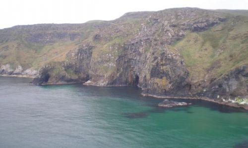 Zdjecie IRLANDIA /  Irlandia P�nocna / p�nocne wybrze�e / Irlandia P�noc