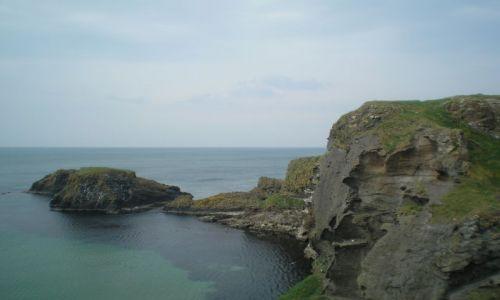 Zdjecie IRLANDIA / północne wybrzeże / brak / Irlandia Półnos