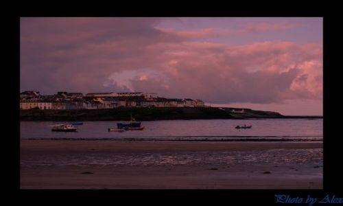 Zdjecie IRLANDIA / co.Clare / Kilkee / Zatoka Kilkee