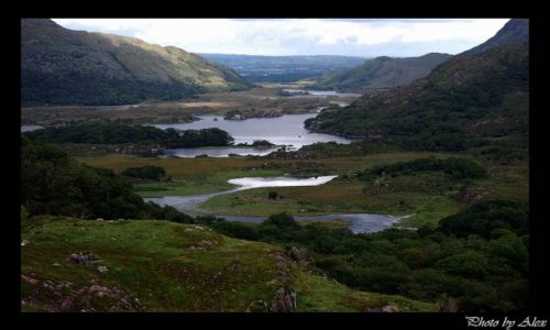 Zdjecie IRLANDIA / co.Kerry / Ring of Kerry / The Ladies View