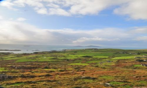 Zdjecie IRLANDIA / Pd-Zach / Killarney Nat. Park / Po prostu Irlan