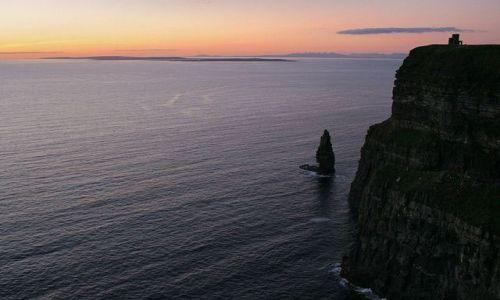 Zdjecie IRLANDIA / brak / Cliffs of Moher / aaale kicz :)