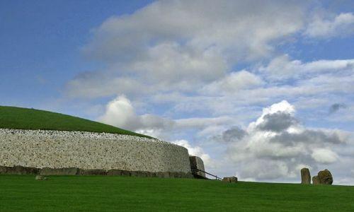 Zdjecie IRLANDIA / brak / Bru na Boinne / Newgrange