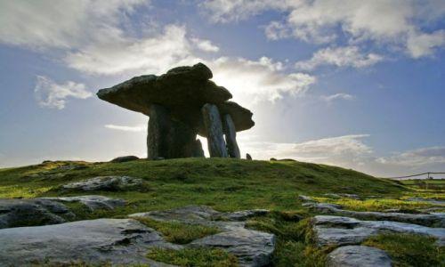 Zdjecie IRLANDIA / The Burren / Irlandia / Irlandia