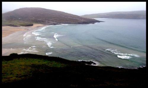 Zdjecie IRLANDIA / Cork / Clonakilty / Klif