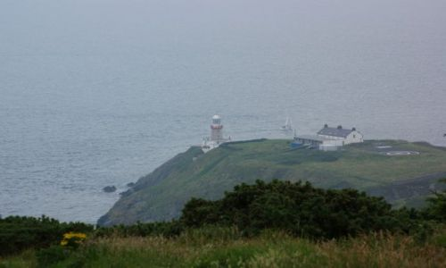Zdjecie IRLANDIA / okolice Dublina / okolice Dublina / Latarnia morska