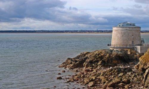 Zdjecie IRLANDIA / Dublin  / Półwysep Howth / Latarnia