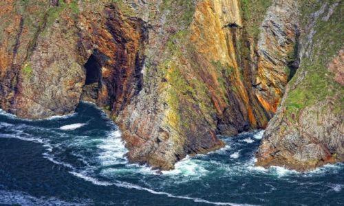 Zdjęcie IRLANDIA / Donegal / brak / Klify Donegalu