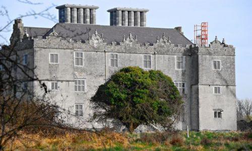 Zdjecie IRLANDIA / Galway / Portumna  / Stare zamczysko