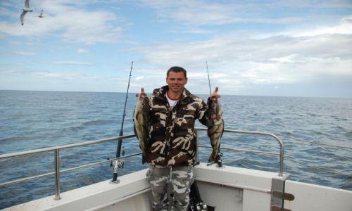 Zdjecie IRLANDIA / donegal / ballyness / taka ryba