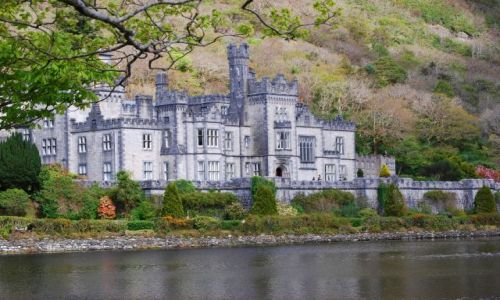 Zdjecie IRLANDIA / co Galway / Connemara  / Opactwo Kilemor