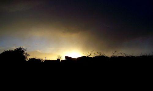 Zdjecie IRLANDIA / Limerick / Irlandia / Przed ulewą