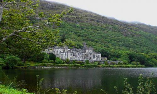 Zdjecie IRLANDIA / brak / Kylemore Abbey  / Moja Irlandia