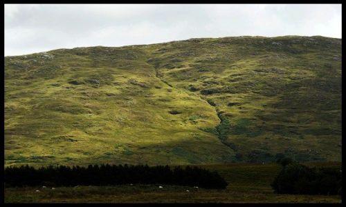 Zdjecie IRLANDIA / Connacht / Okolice Galway / Pasmo