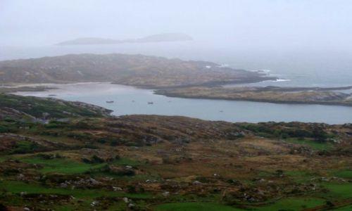 Zdjęcie IRLANDIA / hrabstwo Kerry / Irlandia / Przy drodze N70 #2