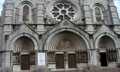 Zdjęcie IRLANDIA / - / Cork / Katedra św. Fin Barry #4