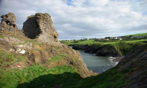 Zdjęcie IRLANDIA / bray / bray / widok