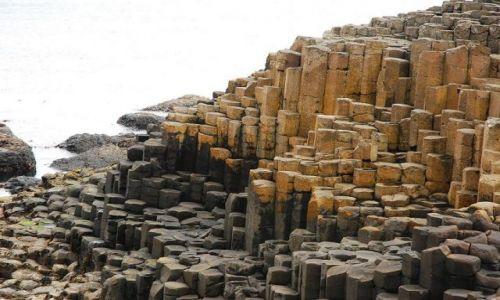 Zdjęcie IRLANDIA / Irlandia Północna / hrabstwo Antrim / Grobla Olbrzyma