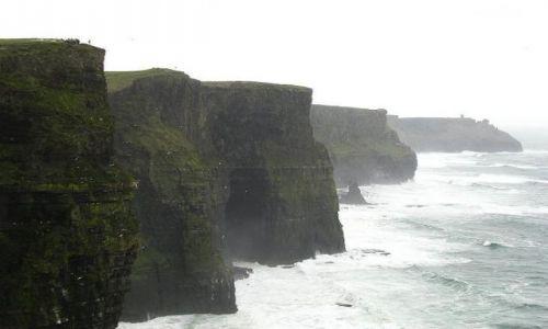 Zdjęcie IRLANDIA / Clare / okoloce Derreen / Klify Moher