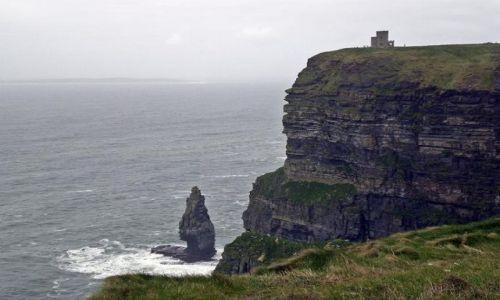 Zdjecie IRLANDIA / Clare / okoloce Derreen / Klify Moher