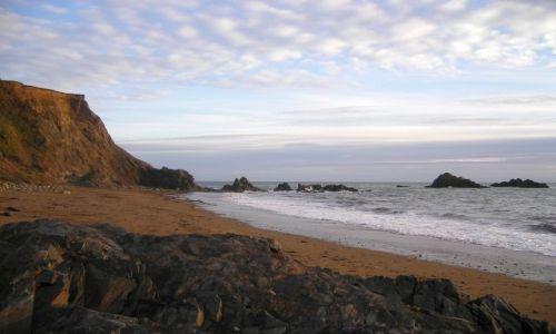 Zdjęcie IRLANDIA / Waterford / Kilfarrasy / Plaża