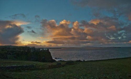 Zdjęcie IRLANDIA / Europa / Irlandia Północna / Dunluce Castle