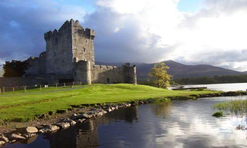 Zdjęcie IRLANDIA / Kerry / Kilarney / Ross Castle