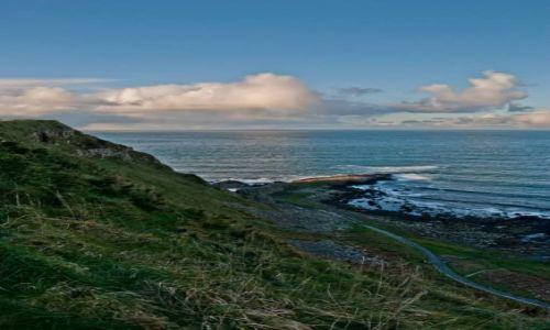 Zdjecie IRLANDIA / Europa / Irlandia Północna / Giant's Causewa