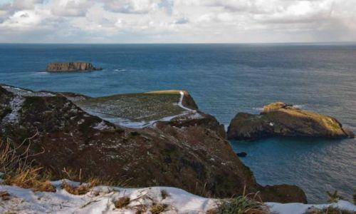 Zdjęcie IRLANDIA / Europa / Irlandia Północna / Carrick-o-Rede