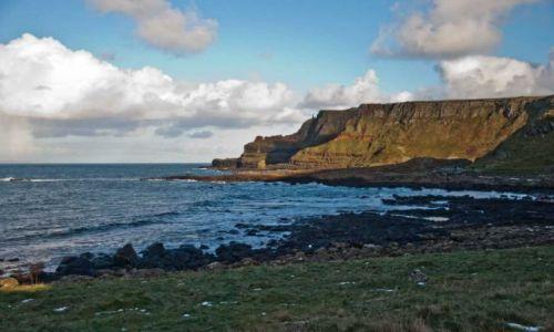 Zdjęcie IRLANDIA / Europa / Irlandia Północna / Giant's Causeway