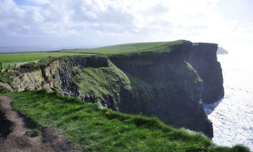 Zdjecie IRLANDIA / Irlandia / Irlandia / Moherowe klify