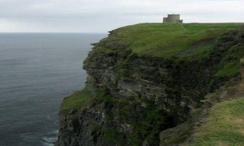 IRLANDIA / Irlandia / Irlandia / Moherowe klify