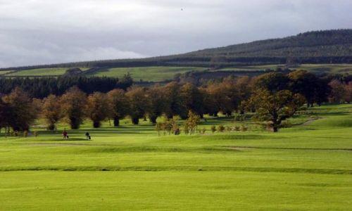 Zdjęcie IRLANDIA / - / Powerscourt/Enniskerry / Pola golfowe