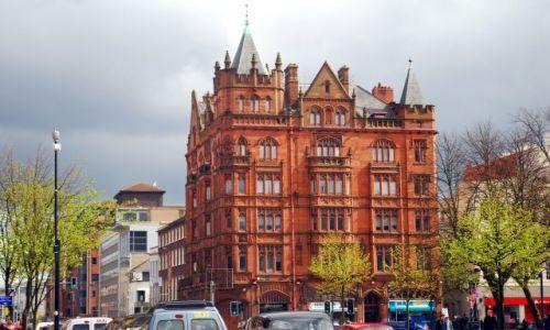 Zdjecie IRLANDIA / Belfast / Centrum Miasta / Nasza wyprawa po Irlandii