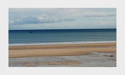 Zdjęcie IRLANDIA / Okolice Dublina / Portmanok / Plaże Irlandii