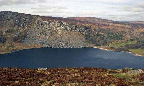 IRLANDIA / - / Góry Wicklow / Upper Lake
